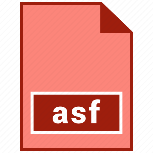 asf, file format, video icon