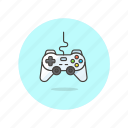 game, pad, video icon
