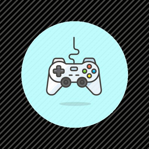 console, controller, fun, game, pad, play, video, xbox icon