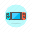 fun, gadget, game, nintendo, play, switch, video icon