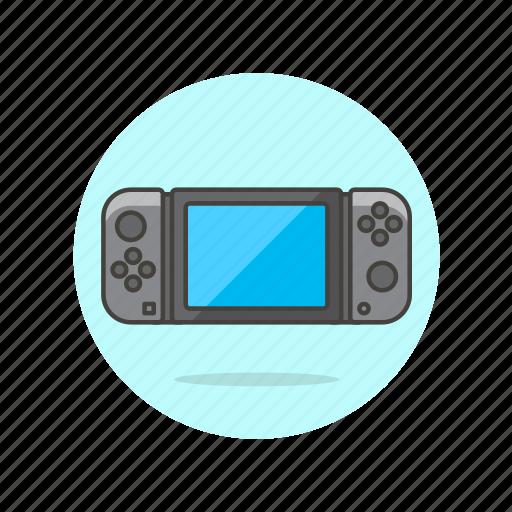 fun, gadget, game, nintendo, play, switch, video icon