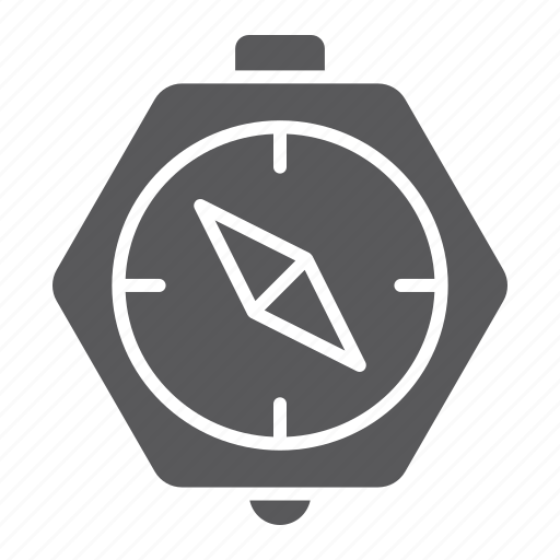 compass, direction, geography, map, navigation, north, south icon