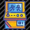arcade, electronics, gaming, multimedia, technology