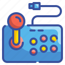 controller, electronics, game, joystick, technology icon