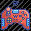 controller, electronic, gamepad, multimedia
