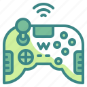 controller, electronic, gamepad, multimedia icon