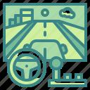 car, electronics, game, racing, technology