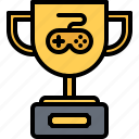 award, cup, cybersport, game, gamepad, gamer, gaming icon