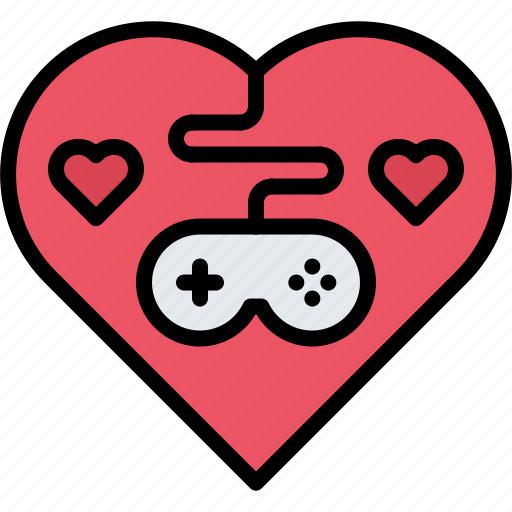 Projet Matrice 48_gamepad_love_heart_game_gamer_cybersport_gaming-512