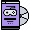 box, cybersport, disk, game, gamer, gaming icon