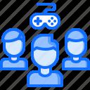 cybersport, game, gamepad, gamer, gaming, team icon