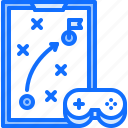 cybersport, game, gamer, gaming, strategy, tablet icon