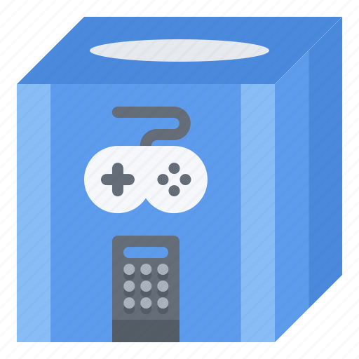 box, cybersport, game, gamer, gaming, loot, lootbox icon