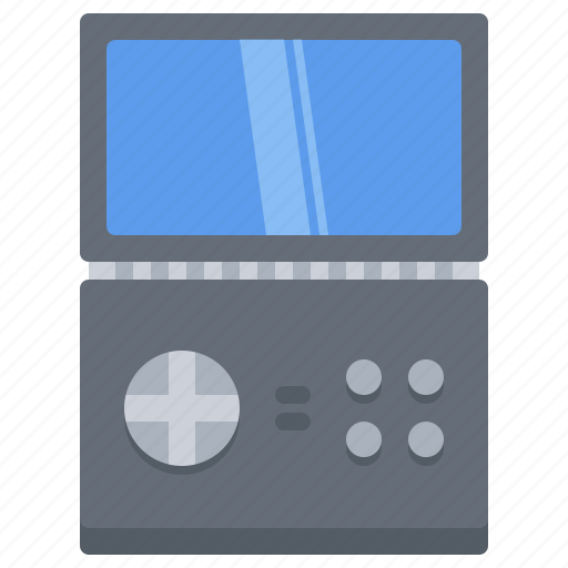 console, cybersport, game, gamepad, gamer, gaming, portable icon