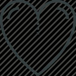 health, heart, level, life, like, love, shape, valentine icon
