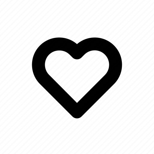 favorite, heart, like, love, player, romance, video icon