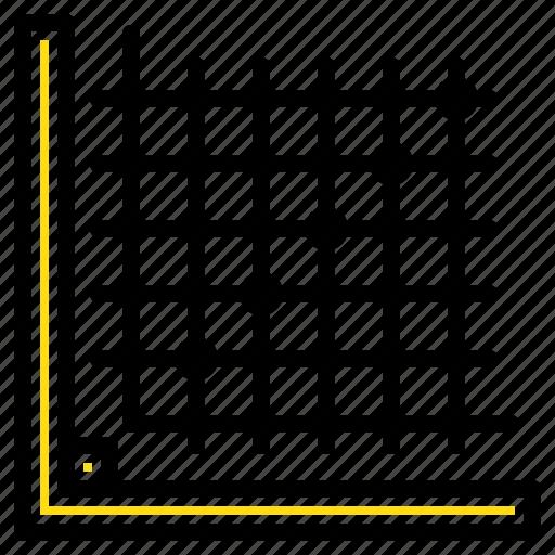 color, correction, edit, form, grid icon