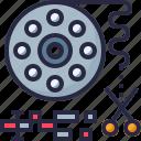 cut, edit, film, production, track, video