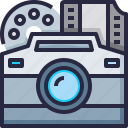 camera, film, photography, production, video