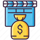 budget, film, movie, video