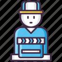 cinema, film, movie, staff