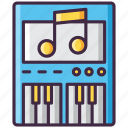 movie, music, sound, soundtrack icon