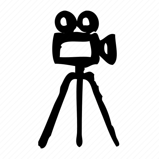 Camera Cinema Film Hollywood Production Video Icon Download On Iconfinder