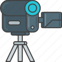 camcorder, camera, device, recorder, video icon