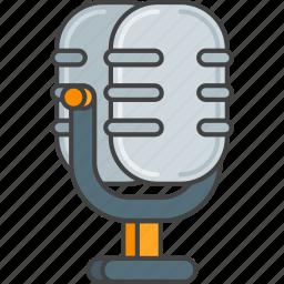 audio, mic, microphone, speak, voice icon