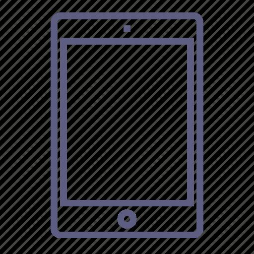 board, device, ipad, pocket pc, screen, smartphone, video icon