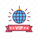 celebration, event, exclusive, luxury, party, service, vip icon