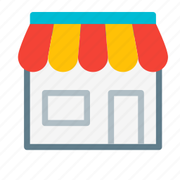 building, buy, sell, shop, shopping, store icon