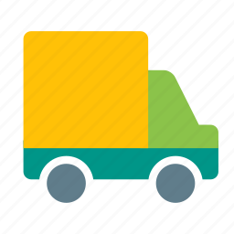 delivery, shipping, shopping, transport, truck, vehicle icon