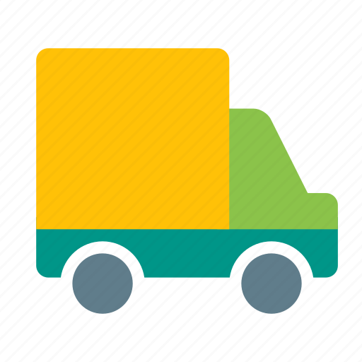 Delivery, shipping, shopping, transport, truck, vehicle icon - Download on Iconfinder