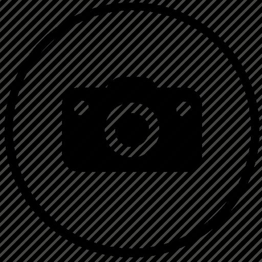 camera, digital, gallery, photo, shot icon