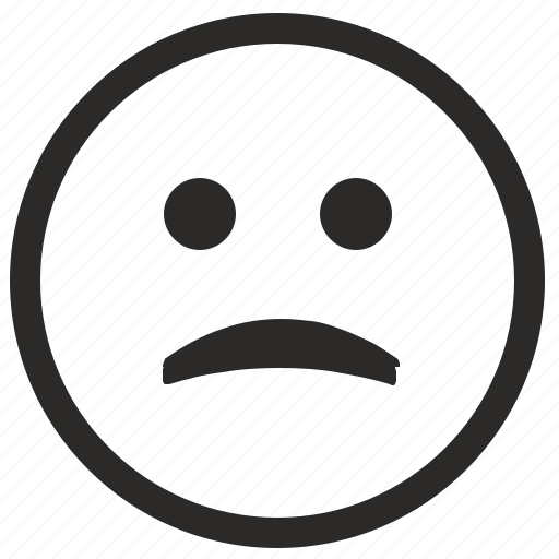 bad, dislike, feel, feeling, hate, im, smile icon