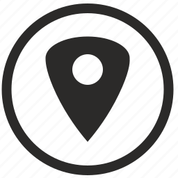 geo, location, point, position, tag icon