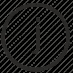 j, keyboard, letter, lowcase, virtual icon