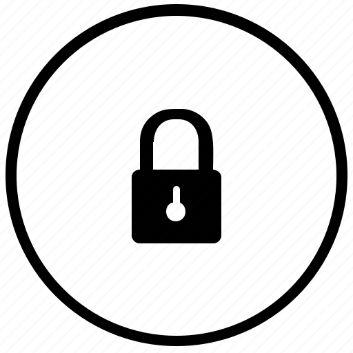 access, block, function, lock, security icon