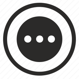 add, bar, menu, more icon
