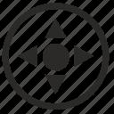cursor, function, instrument, navigation, position icon