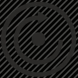 function, keyboard, navigation, rotate icon