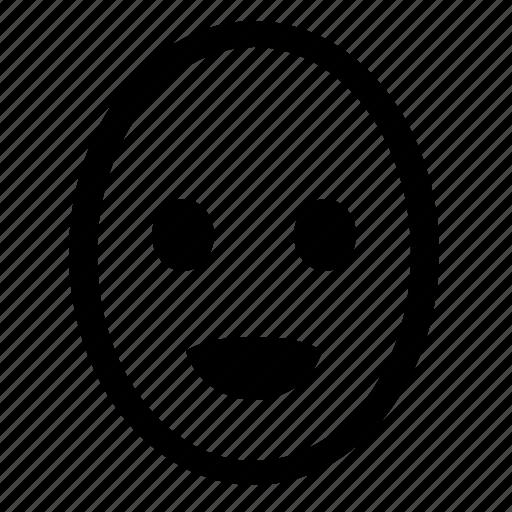 face, feeling, mood, smile, smiley, speak icon