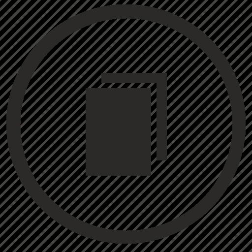 bar, change, menu, round, vertical, windows icon