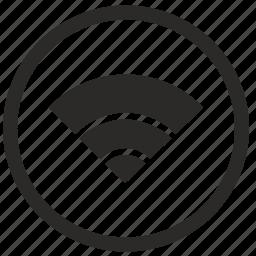 access, internet, keyboard, virtual, wifi icon