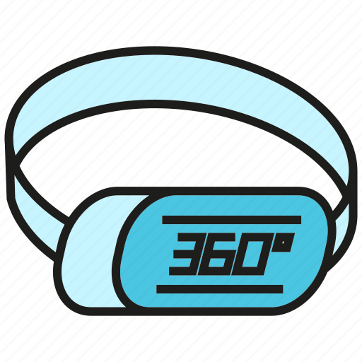 augmented reality, eyewear, gadget, game, goggle, headset, virtual reality icon