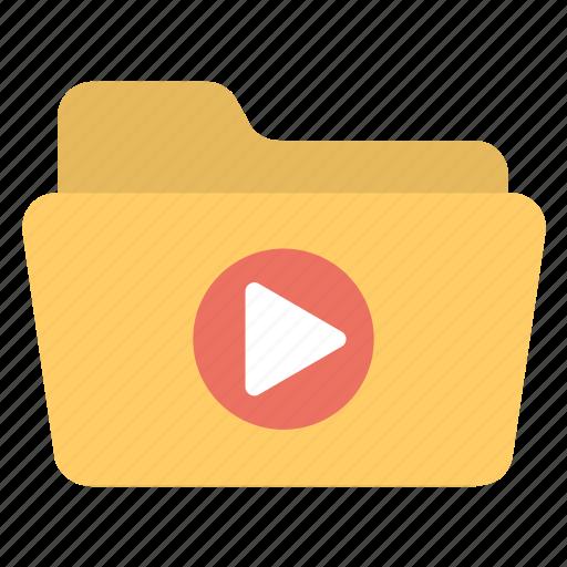 media folder, music folder, my videos, video files, videos folder icon