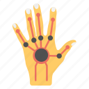 hand in vr, motion controller, move controller, virtual reality controller, vr controller icon