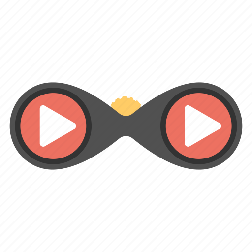 loop recording, motion backgrounds, motion graphics, video clips, video loops icon