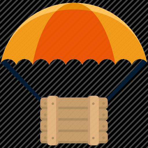 box, crate icon